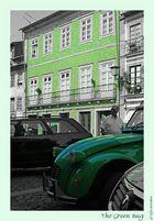 The Green Bug