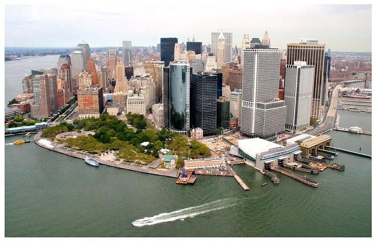The Head Of Manhattan