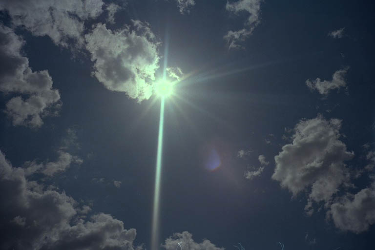 The Heaven over Brasilia