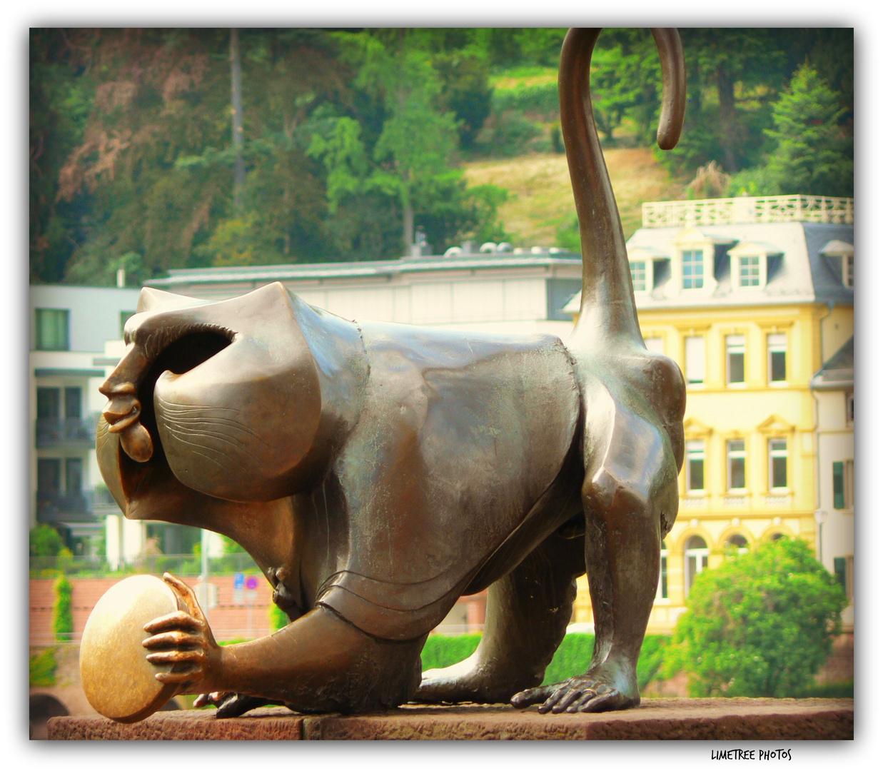 The Heidelberg Ape
