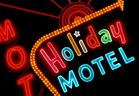 The Holiday Motel Las Vegas