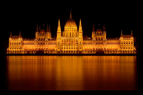 The House of Parliament, Budapest, Hungary