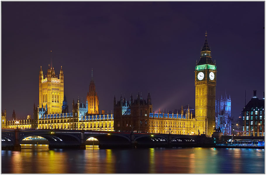 The House of Parliament....