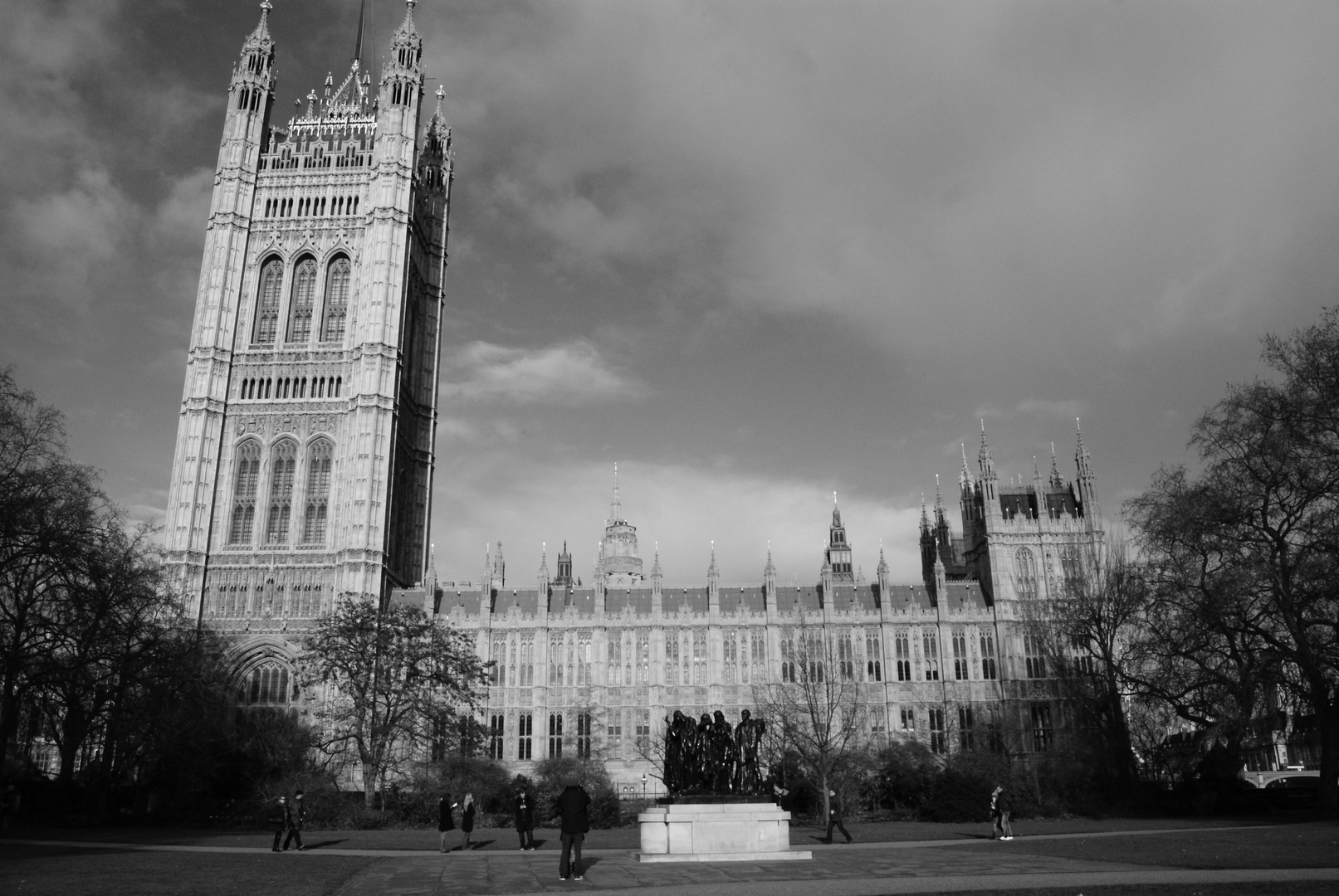 The House of Parliament, Londres