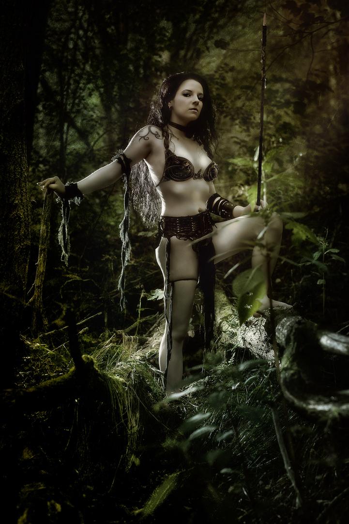~The Huntess~