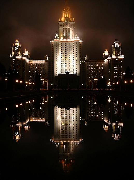 The illusive castle. Metamorphosis.