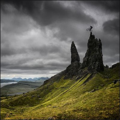 the inaccessible pinnacle.