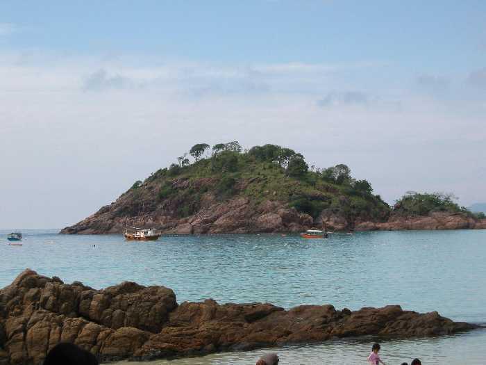 The Island.....