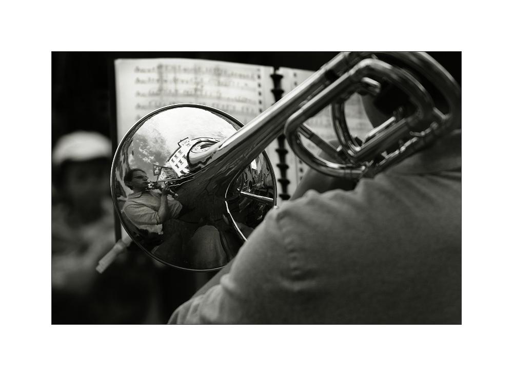 """The jazzman"""