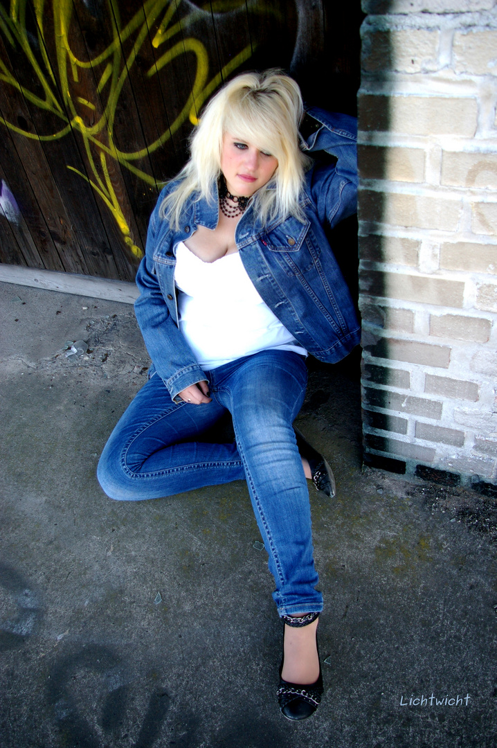 The Jeansgirl