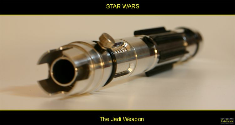 The Jedi Weapon