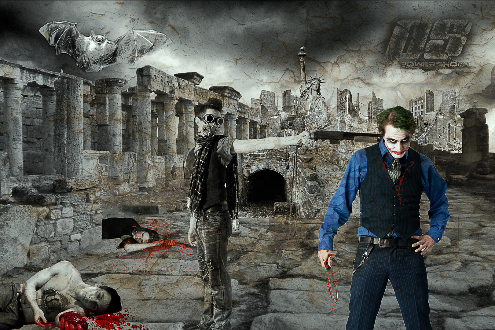 The Jokers End