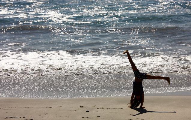 The Joy of Doing Cartwheels