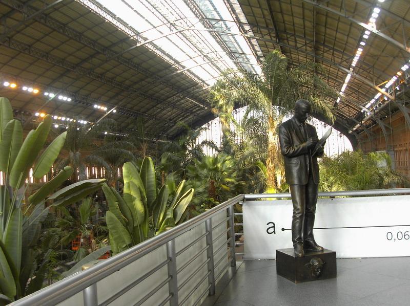 The jungle in Madrid - La jungla en Madrid