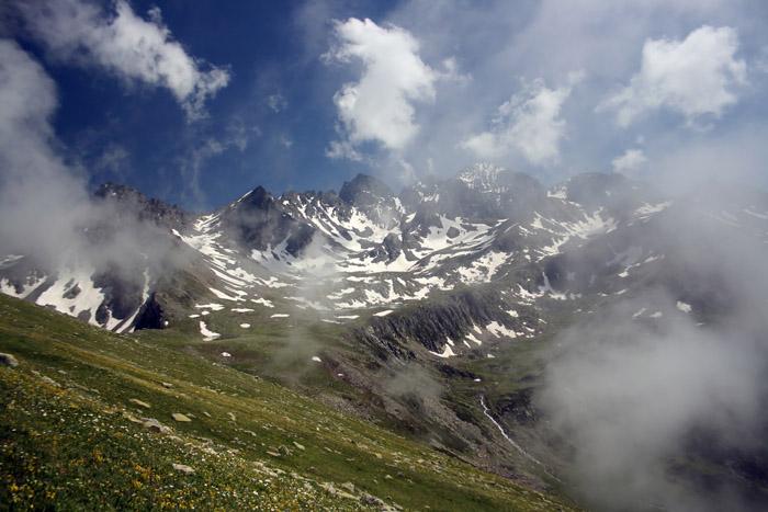 the kackar mountains