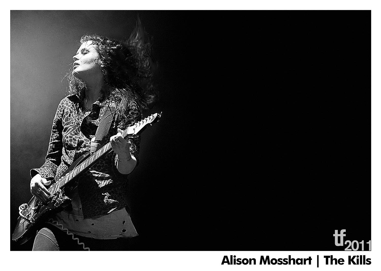 The Kills - Alison Mosshart