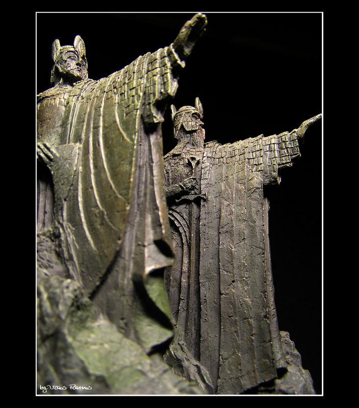 The Kings of Argonath