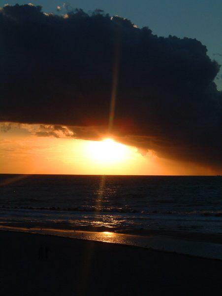 the last sunlight