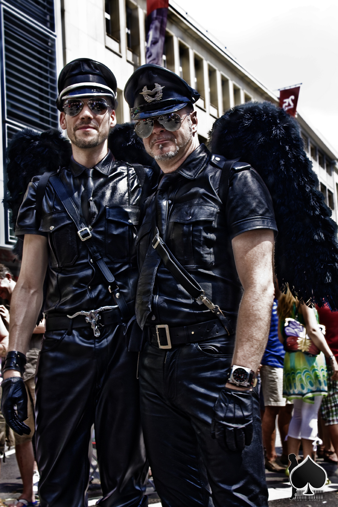 The Leather Cops