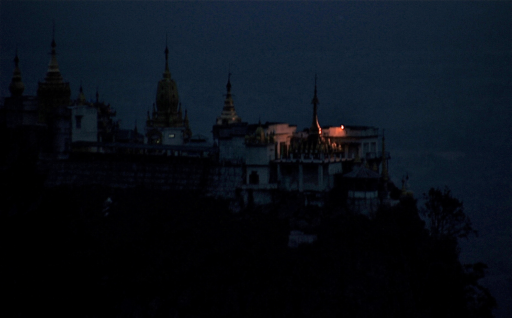 the legend of mount popa