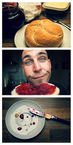 the life of a marmeladebrötchen