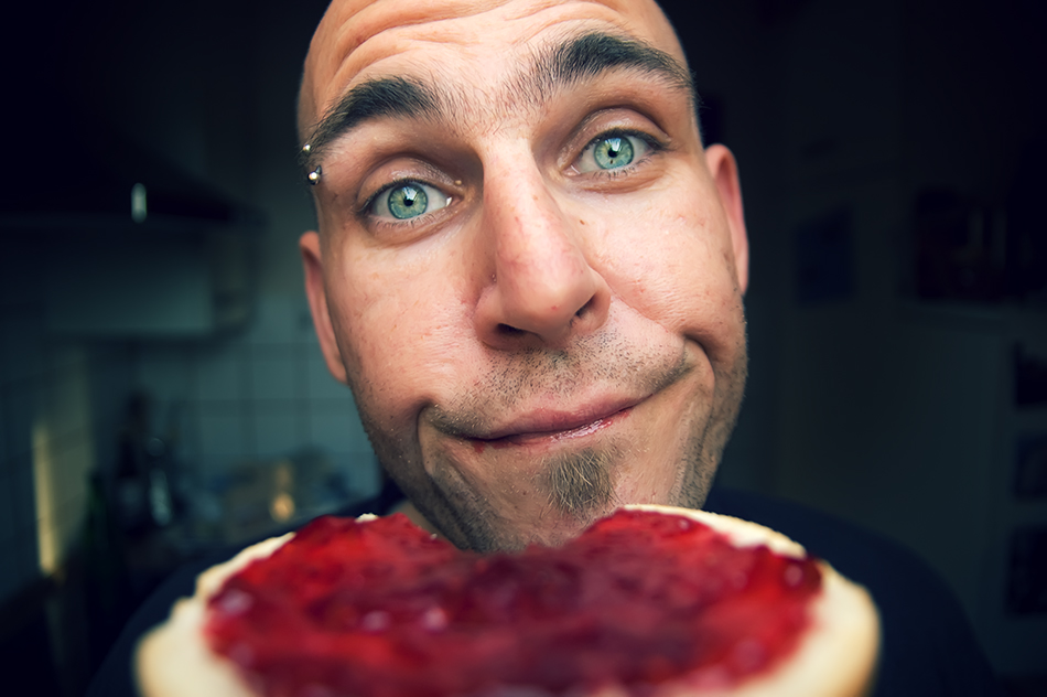 the life of a marmeladebrötchen - No. 2