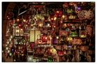 The lights of Istanbul Basar