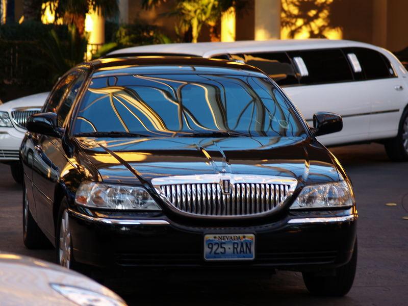 The Limousine...