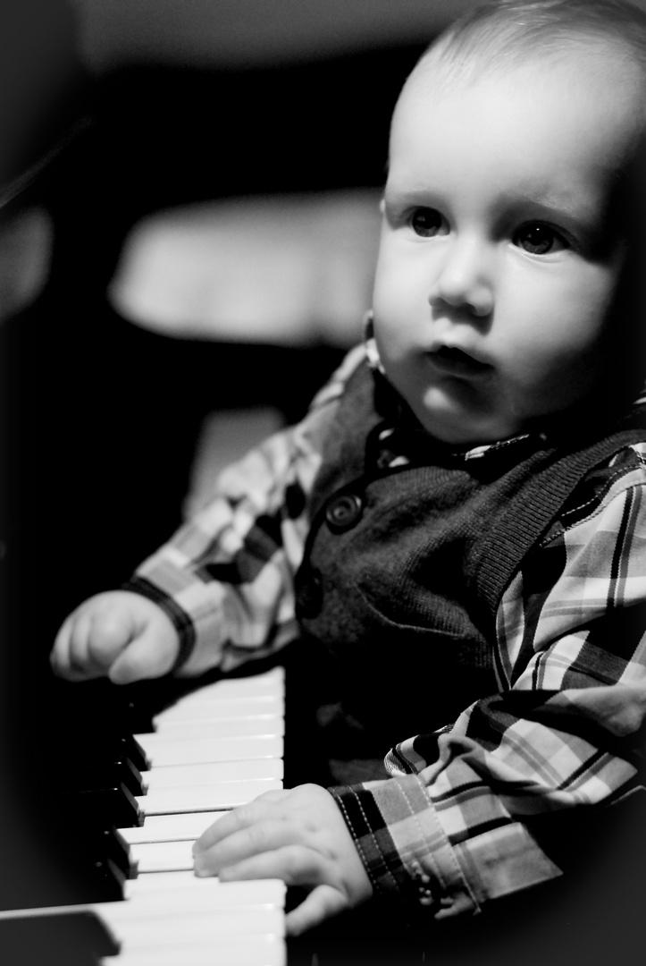 The little Pianoman