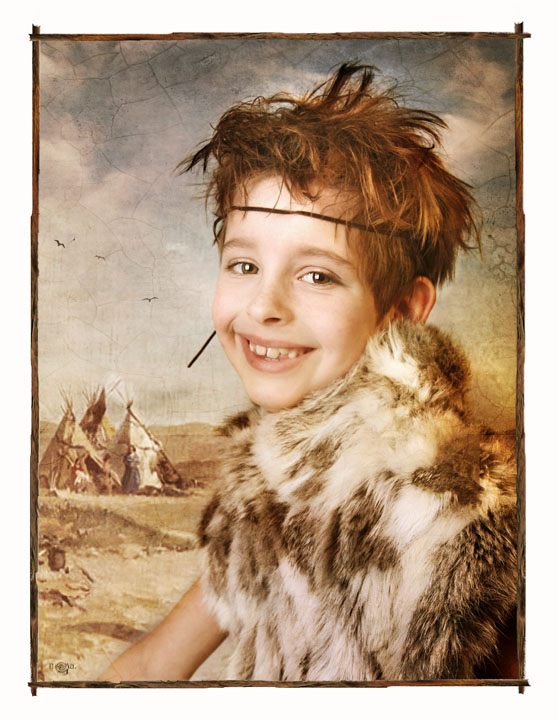 The little Trapper ...