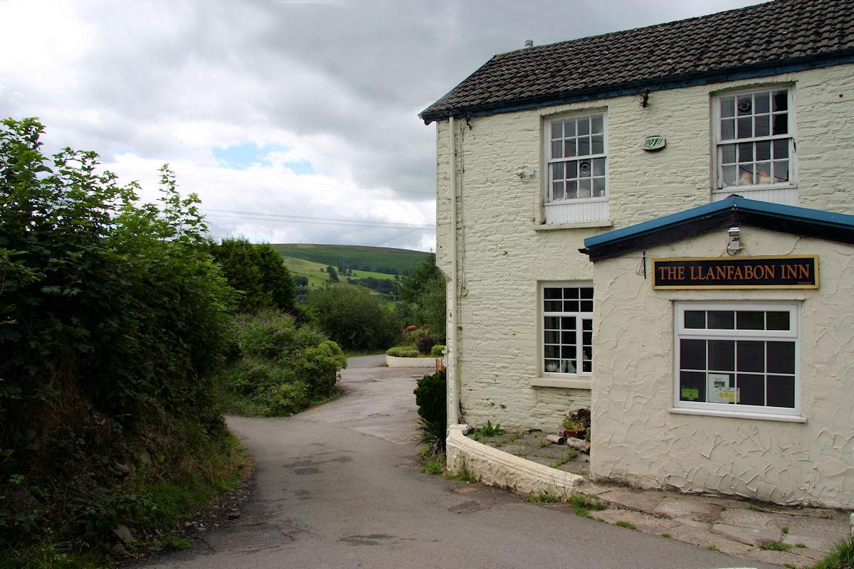 The Llanfabon inn