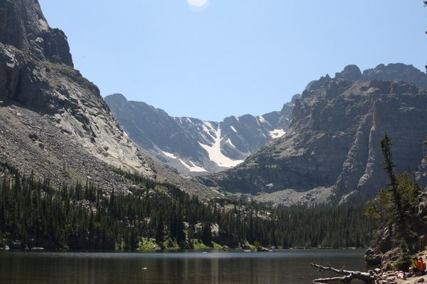 The Loch (Rocky Mountain National Park)