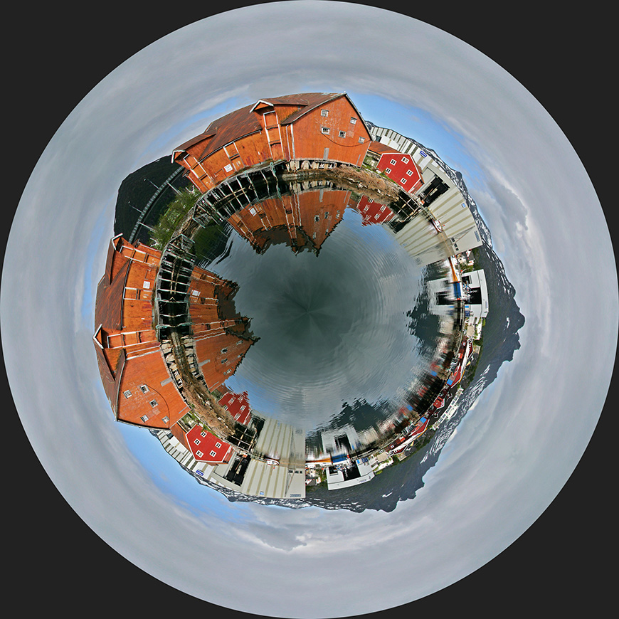 The Lofoten - a planet of its own