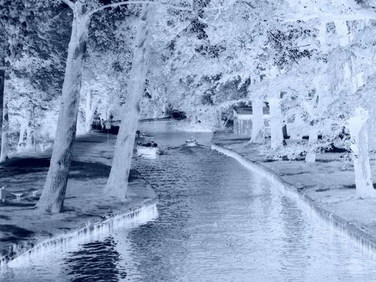 The long and winding river
