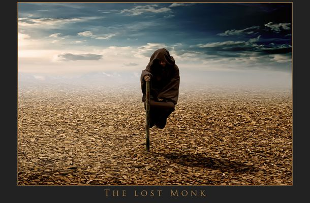 the lost monk