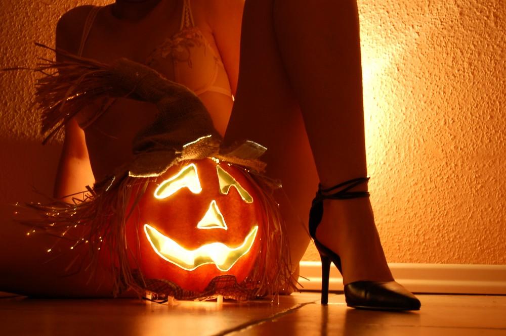 the lucky pumpkin