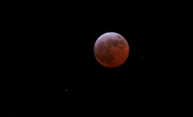 The Lunar Eclipse - 03/03/07