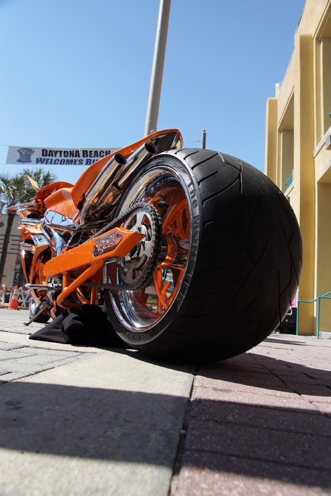 The Machine - Daytona Beach Bike Week 2013
