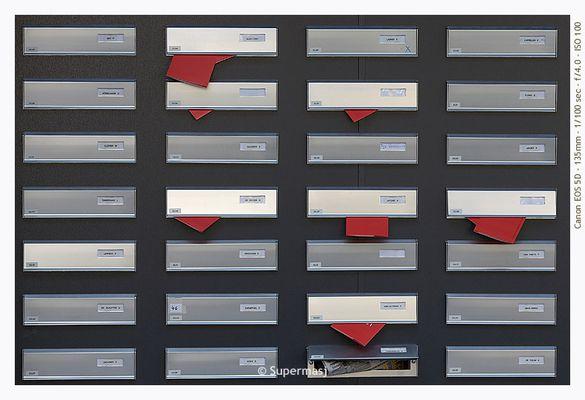 The mailbox