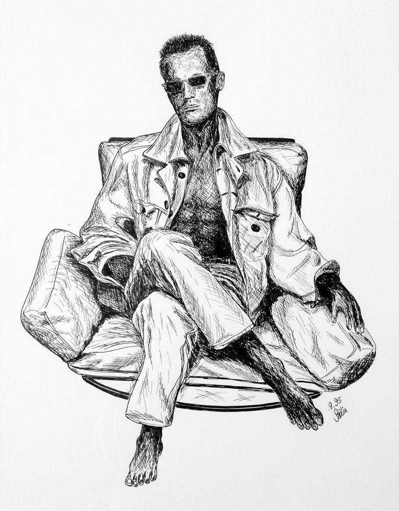 the man III