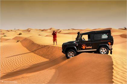 .Fotoviaggio: deserto tunisino