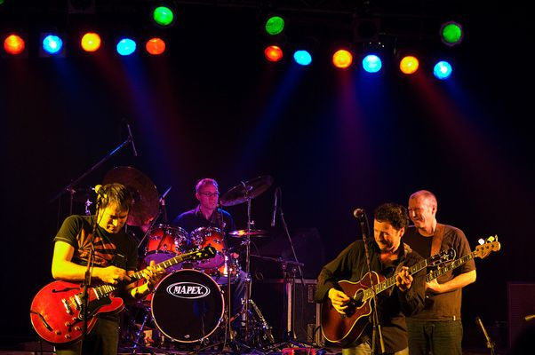 The Mark Gillespie Band