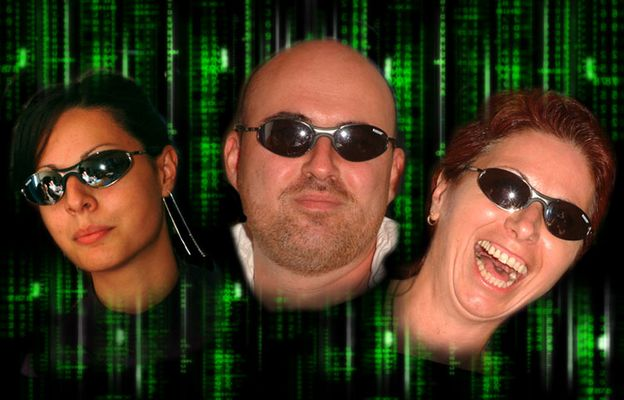 the matrix family