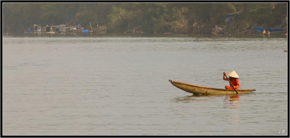 The Mekong...