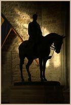 the memorial to edward horner (killed 1917) in St Andrews Church mells Somerset 1b