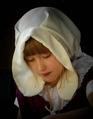 The Middle Ages (120) : Young Girl