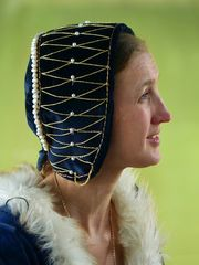 The Middle Ages (121) : Noblewoman