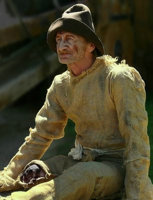 The Middle Ages (45) : Crippled beggar