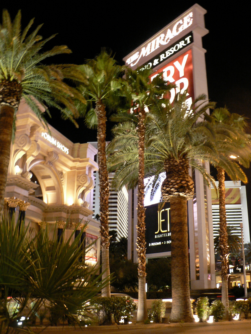 The Mirage by Night