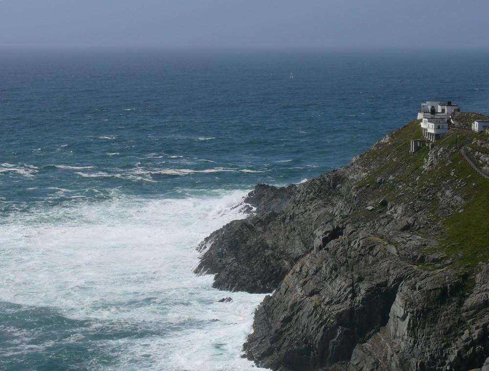 The Mizen head, Ireland's most Southwesterly Point